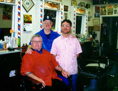 Gene, Gordy, and Snick