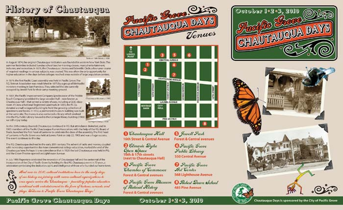 One side of