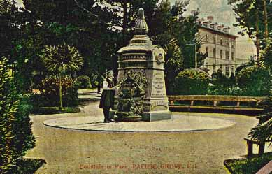 Cogswell Fountain