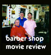 Barber Shop Movie Review
